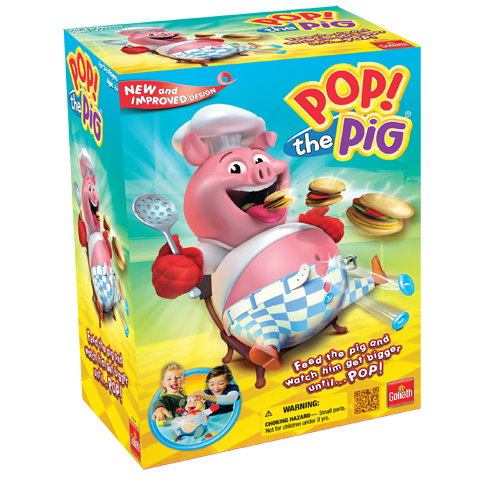 Pop The Pig Goliath Games Goliath Games