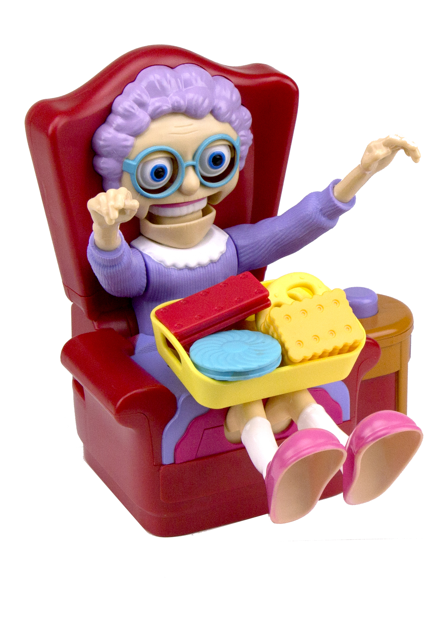 how to play granny game