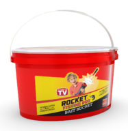 Rocket Fishing Rod Bait