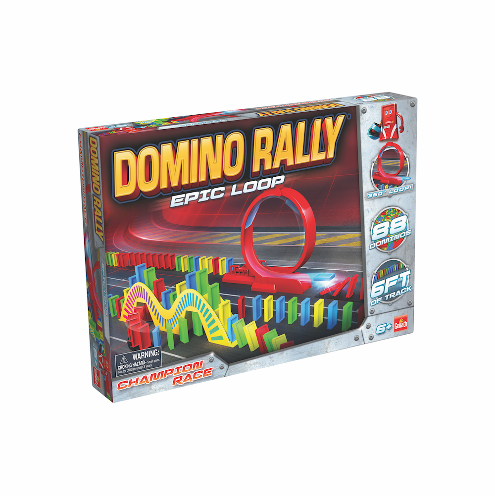 domino rally classic instructions