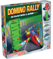 Domino Rally Starter Lane