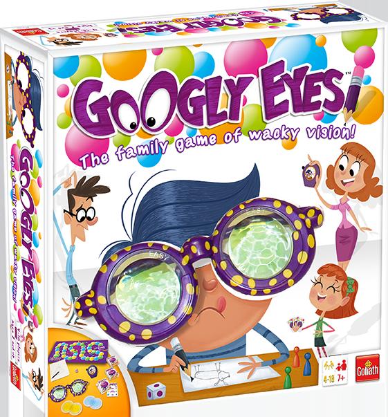 googly eyes goliath games goliath games
