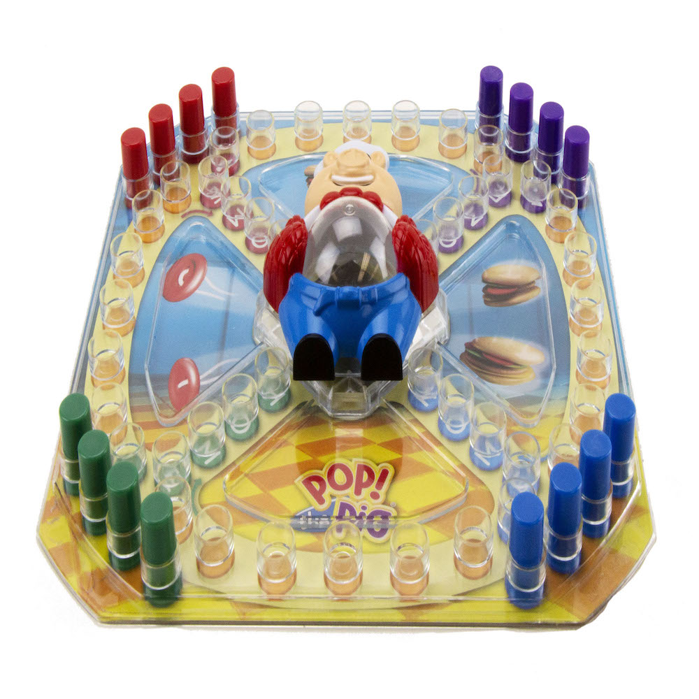 Goliath Pop The Pig Board Game